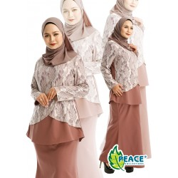 Fashion Plus Size Baju Kurung Wear 1519023