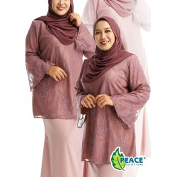Fashion Plus Size Baju Kurung Wear 1519028