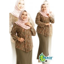 Fashion Plus Size Baju Kurung Wear 1519041