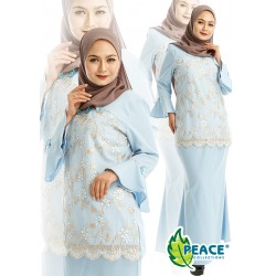 Fashion Plus Size Baju Kurung Wear 1599606
