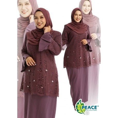Fashion Plus Size Baju Kurung Wear 1599770