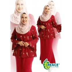 Fashion Plus Size Baju Kurung Wear 1599807