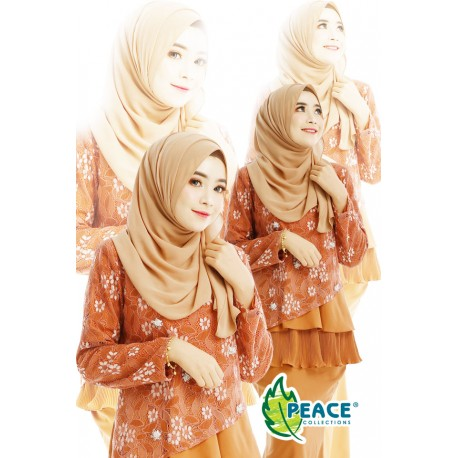 Fashion Modern Baju Kurung Wear 1519011