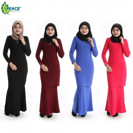 Fashion Modern Baju Kurung Wear