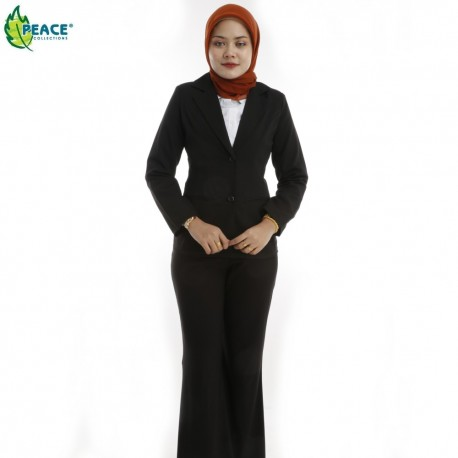Blazer Suit Formal 2 Buttons 1000233