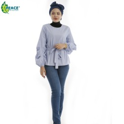 Long Sleeve Fashion Casual Blouse 1518002