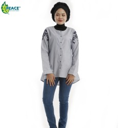 Long Sleeve Fashion Casual Blouse 1597231