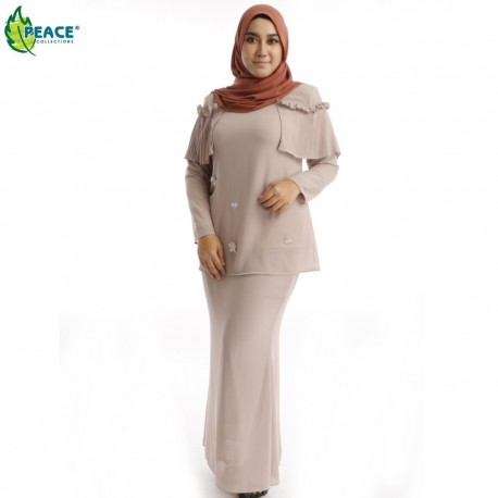 Fashion Modern Baju Kurung Wear 1518040