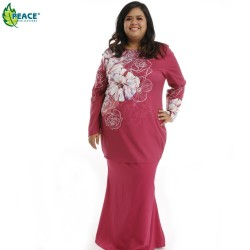 Fashion Plus Size Baju Kurung Wear 1598846