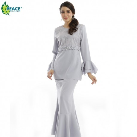 Fashion Modern Baju Kurung Wear 1518045