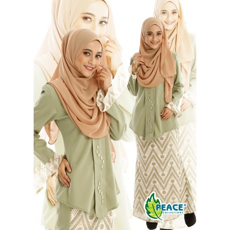 Fashion Modern Baju Kurung Wear 1519009